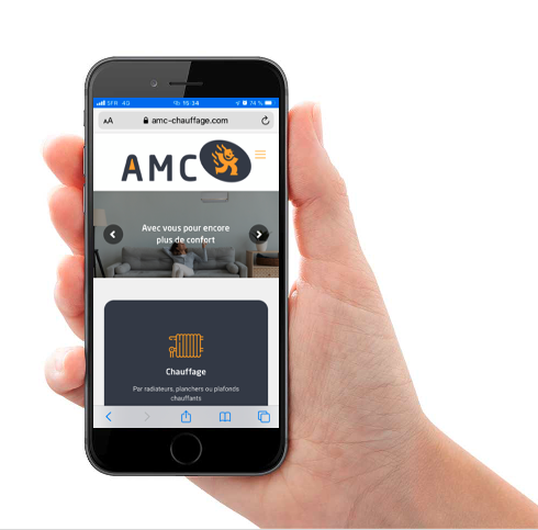 AMC client eMax Digital