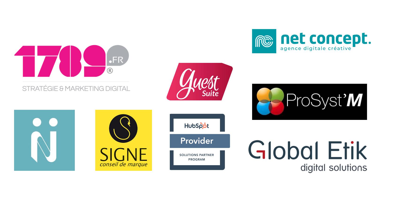 partenaires eMax Digital
