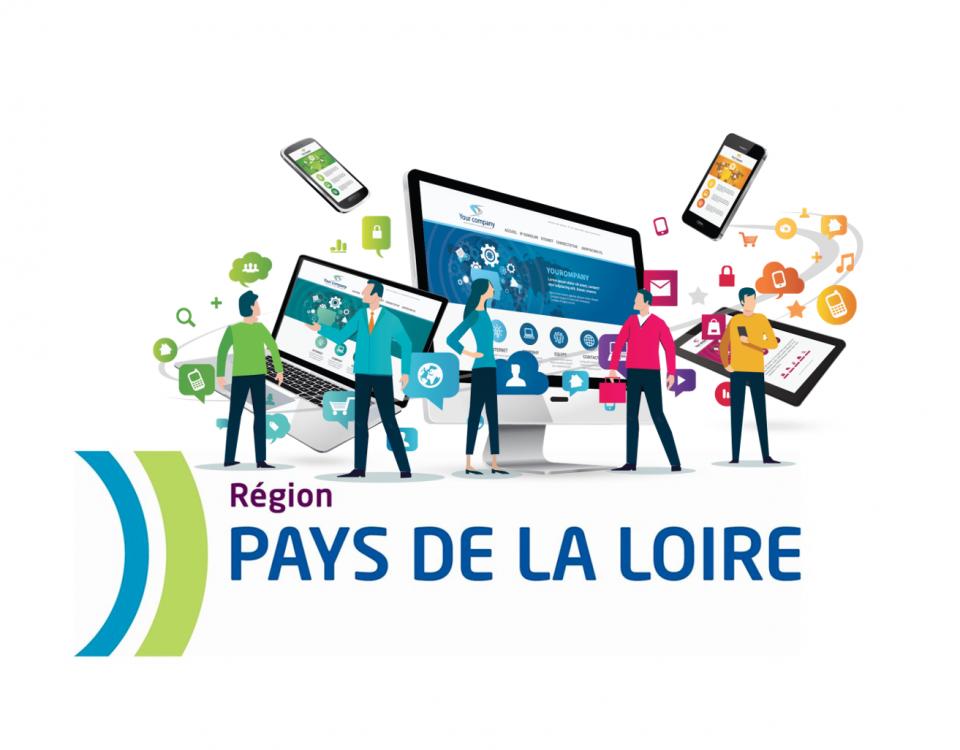investissement numérique Région Pays de Loire